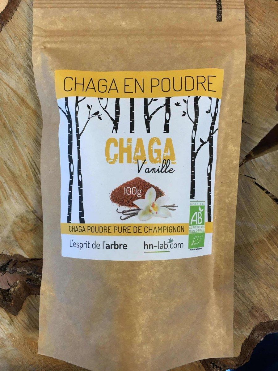 chaga-vanille